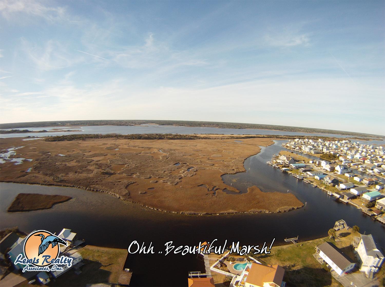 Topsail Island Aerial Photos
